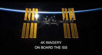 Ultra High Definition Video from the International Space Station Reel 1