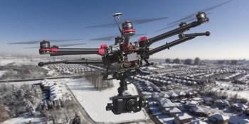 V-nova Perseus UAV