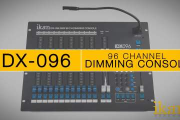 Ikan IDX-096 96 Channel DMX Console