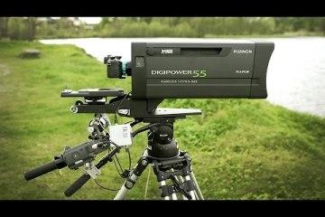 Panasonic GH4 on a Fujinon XA55 19.0-1050mm Lens from SirJonnyCargo
