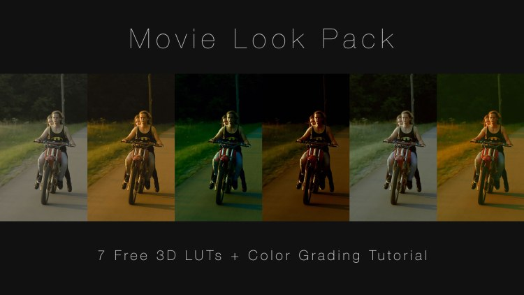 SmallHD Movie Look Pack