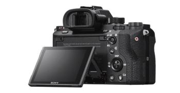 Sony a7R II Back
