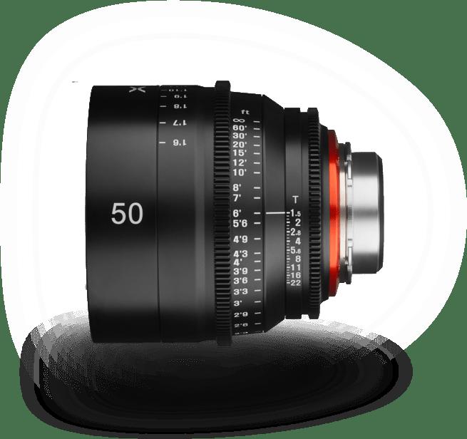 XEEN 50mm