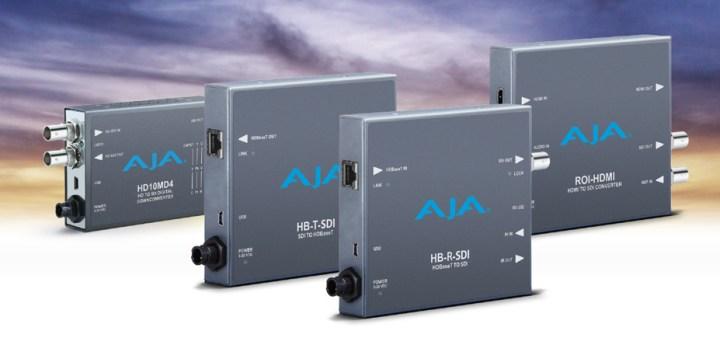 AJA Mini-Converters