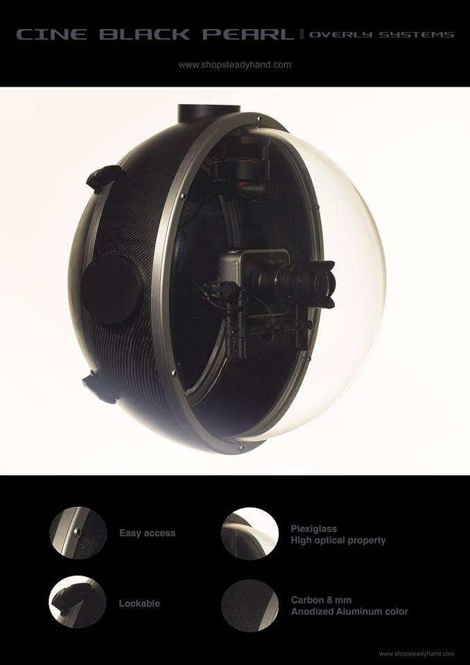Black Pearl Details