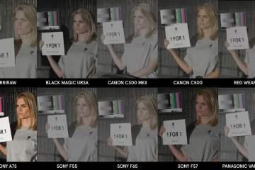 Radiant Images Camera Evaluation 2015