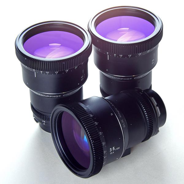 SLR Magic PL Lenses