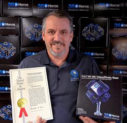 360Heros Mike Patent