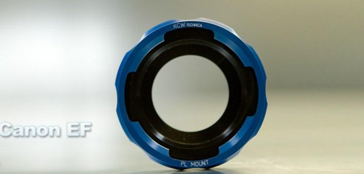 V1A Genustech 1 Lens Mount