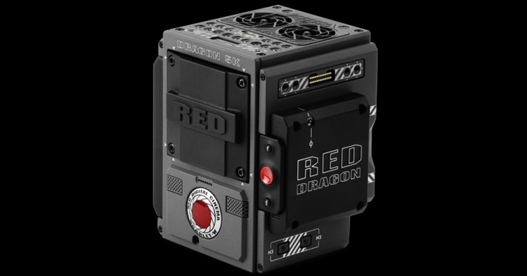 RED Scarlet-W Bare