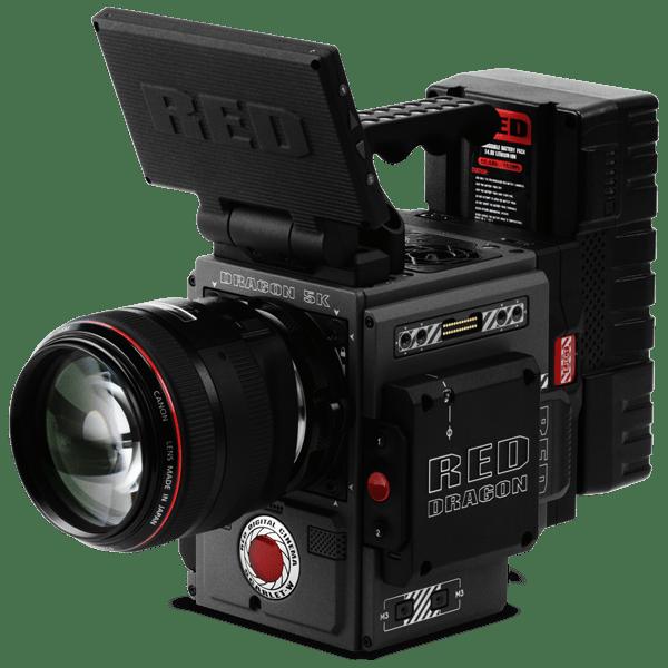 RED Scarlet-W Camera EF