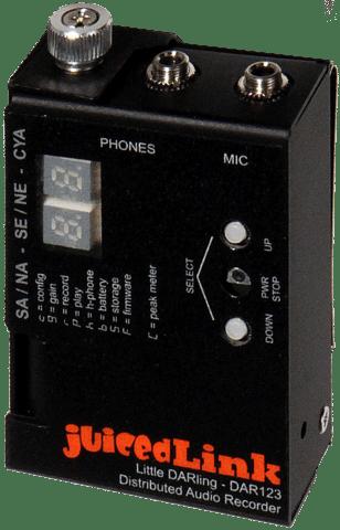 DAR123 Little DARling Audio Recorder