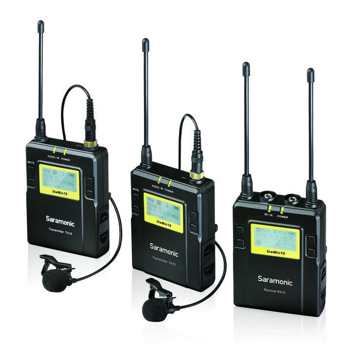Saramonic UwMic10 UHF