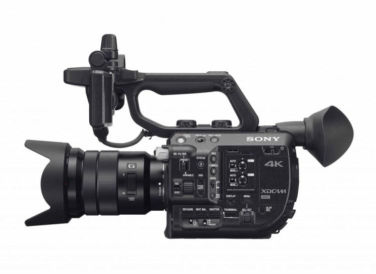 Sony pxwfs5