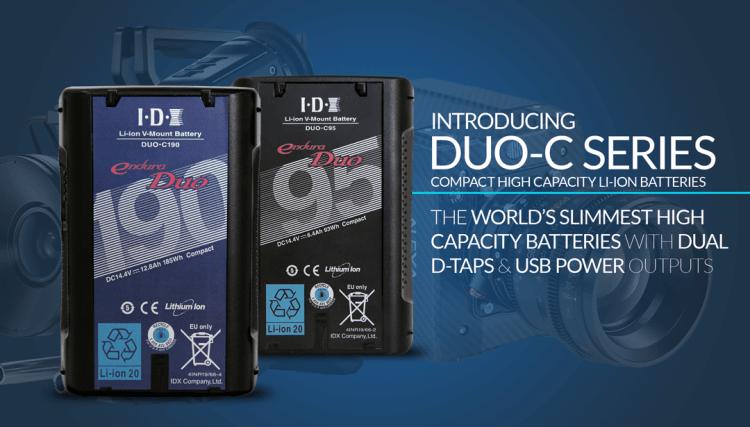 IDX ENDURA DUO-C-Series
