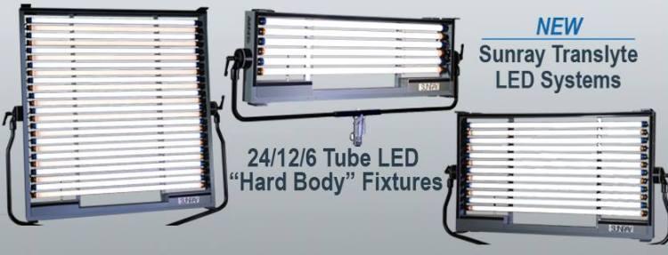 Sunray LED Lights