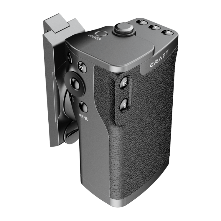 Craft Camera Handle
