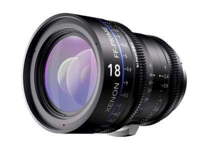 Schneider Kreuznach 18mm Lens