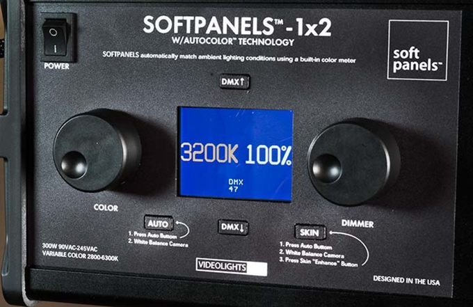 Softpanels Back