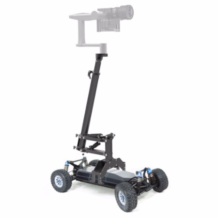 The worlds first remote dolly for 360º & VR cameras coming to NAB 2016