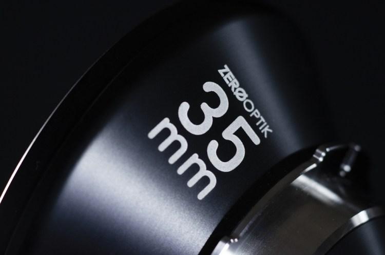 Zero Optik Lens