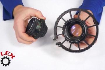FLEX Seamless Follow Focus Gears