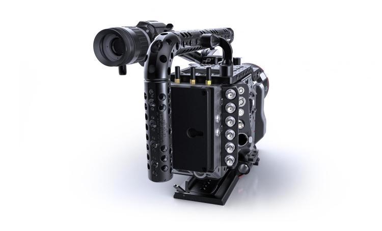 Rear 8K Panavision DXL Camera