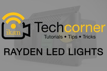 A Look at Rayden LED Lights from ikan
