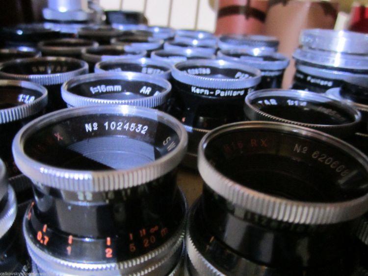 eBay 1000's Lenses