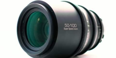 GL Optics Sigma 50-100mm T2 Lens Test