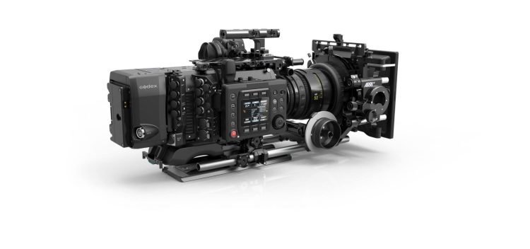 ARRI Accessories on Canon C700 4