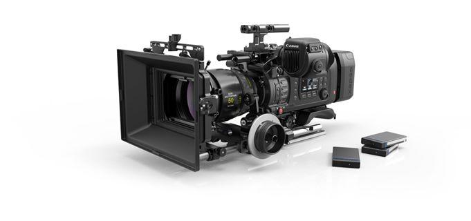 ARRI Accessories on Canon C700
