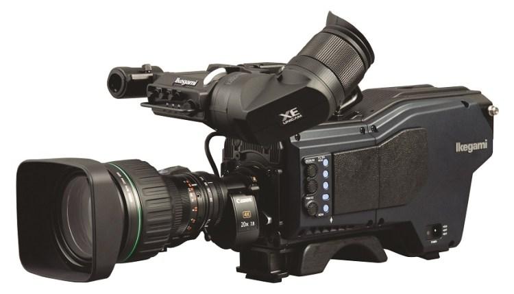 Ikegami UHK-430 4K Camera