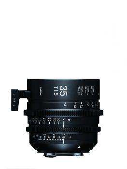 Sigma 35mm Cine Lens