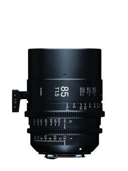 Sigma 85mm Cine Lens