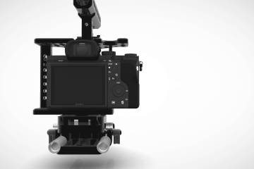 Chrosziel System 700-A7II a Cage and Light Weight Support for the Sony A7II