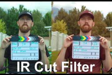 IR Cut Filter Review for the URSA Mini Camera