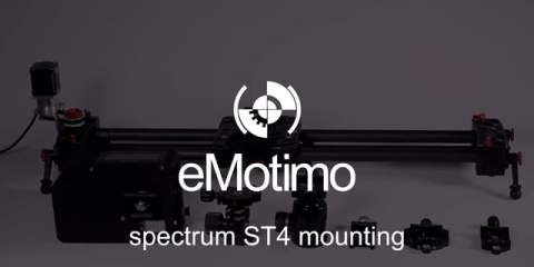 Learn The Best Practices For Mounting Your Camera To Your Spectrum ST4