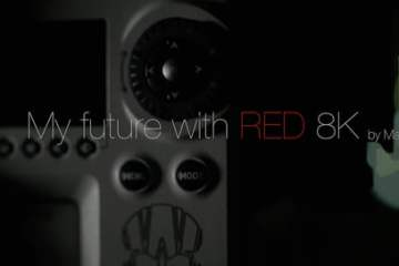 """Mark Toia Talks """"My Future with RED 8K"""""""