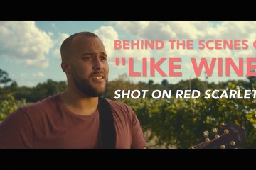 """RED Scarlet-W Filming and Behind the Scenes of """"Like Wine"""" With Cooper Films"""