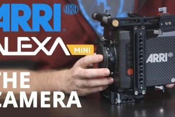 A Look At The ARRI Alexa Mini Camera from LensProToGo
