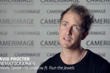 ARRI at Camerimage 2016 Interview DoP David Procter