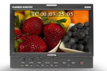 FSI BM090 Small Format 9″ Full HD Production Monitor
