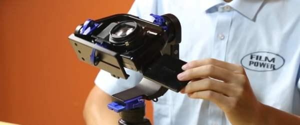 How To Use Nebula 4100 Remote Control Camera