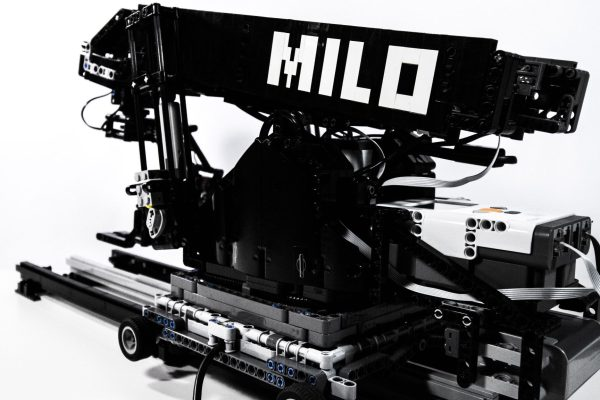 Lego Version Of The MILO Motion Control Cinematic Robot