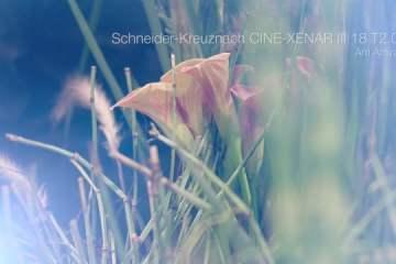 Schneider-Kreuznach Lens Footage From Photokina 2016