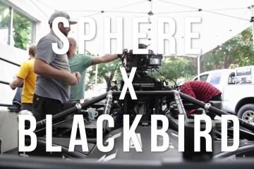 Teradek Sphere SDI x Blackbird