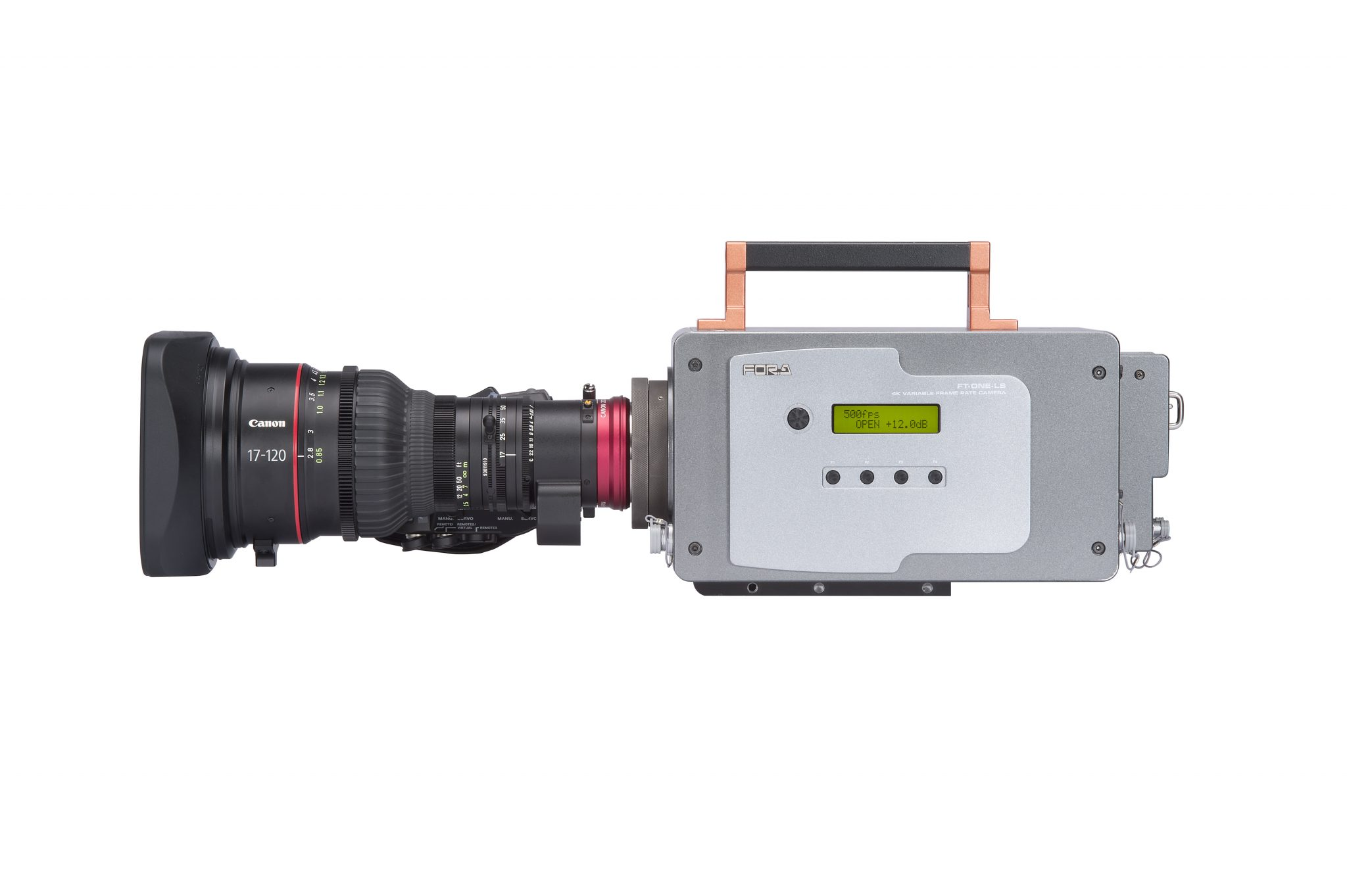 FOR-A to Debut FT-ONE-LS-12G Full 4K Super Slow-motion Camera at ...