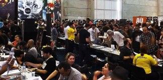 Artist Alley da Comic Con Experience