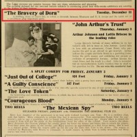 The Bravery of Dora (1912)